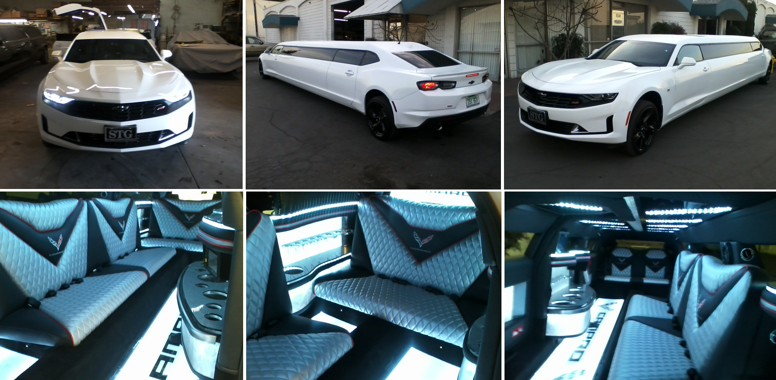 Camaro Luxury Limousine in Detroit, MI